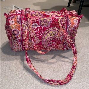 Light weekender Vera Bradley bag